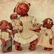"""Куклы и игрушки ручной работы. Ярмарка Мастеров - ручная работа """"Мамины сказки"""". Handmade."""