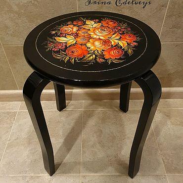 Мебель ручной работы. Ярмарка Мастеров - ручная работа Столик декоративный. Handmade.