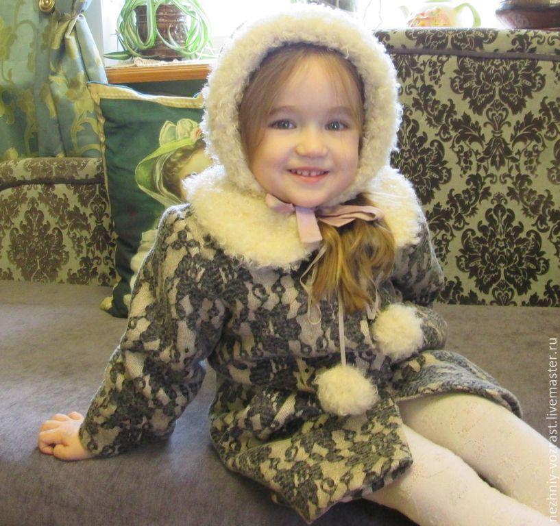 """Зимнее пальто """" Герда"""", Childrens outerwears, Voskresensk,  Фото №1"""