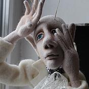 Куклы и игрушки ручной работы. Ярмарка Мастеров - ручная работа Месье де Ля Моль. Handmade.