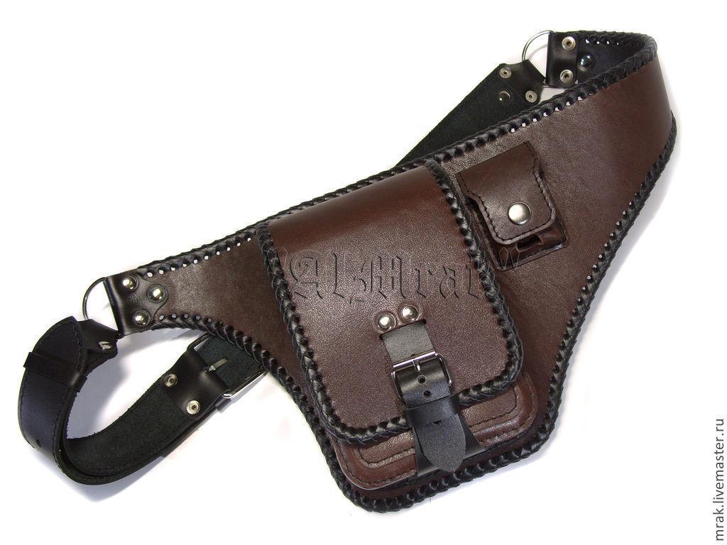 Поясные сумки из кожи - stanleyrusru