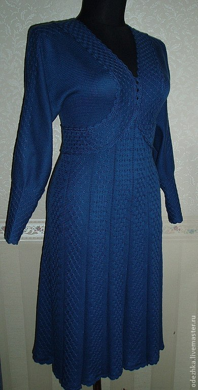 платье, вязание на заказ,вязаное платье, теплое платье, модное платье, эксклюзивное платье, однотонное платье, элегантное платье, вязание, платье вязаное купить, заказать платье, приталенное платье