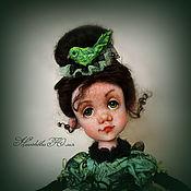 """Куклы и игрушки ручной работы. Ярмарка Мастеров - ручная работа Авторская кукла """"Райская птичка"""". Handmade."""