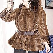 Одежда handmade. Livemaster - original item Coat with hood