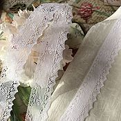 Материалы для творчества handmade. Livemaster - original item Lace IEMESA (white). Handmade.