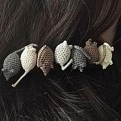 """Украшения ручной работы. Ярмарка Мастеров - ручная работа Заколка для волос """"Мышки"""". Handmade."""
