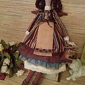 Куклы и игрушки ручной работы. Ярмарка Мастеров - ручная работа Кукла тильда кофейная фея. Handmade.