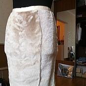 """Одежда ручной работы. Ярмарка Мастеров - ручная работа Юбка """"Нежный беж"""". Handmade."""