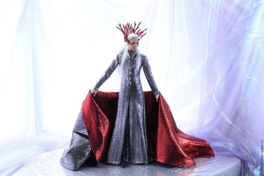 Коллекционные куклы ручной работы. Ярмарка Мастеров - ручная работа. Купить Король лесных эльфов. Handmade. Трандуил, авторская кукла