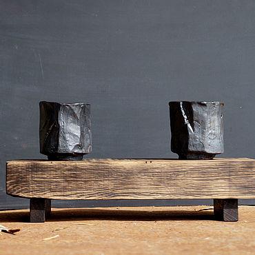 Посуда ручной работы. Ярмарка Мастеров - ручная работа Пиалы юноми. Handmade.