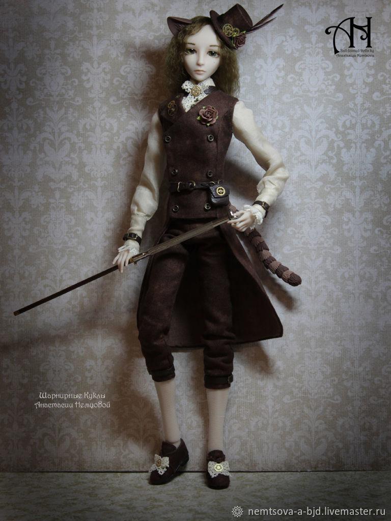 Габриэль (noko boy) 28 см, Куклы, Москва, Фото №1