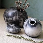 Для дома и интерьера handmade. Livemaster - original item Vases - pebbles. Handmade.