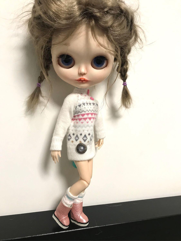 Одежда для Blythe. Обувь для Блайз. Аутфит для Блайз, Одежда для кукол, Тюмень,  Фото №1