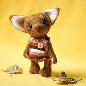 Куклы и игрушки ручной работы. Ярмарка Мастеров - ручная работа Лисёна. Handmade.