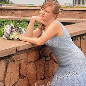 """Свадебный салон ручной работы. Ярмарка Мастеров - ручная работа Платье вязаное """"Моя невеста"""". Handmade."""