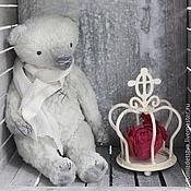 Куклы и игрушки ручной работы. Ярмарка Мастеров - ручная работа Мишка тедди Маленький Принц. Авторский мишка тедди. Handmade.