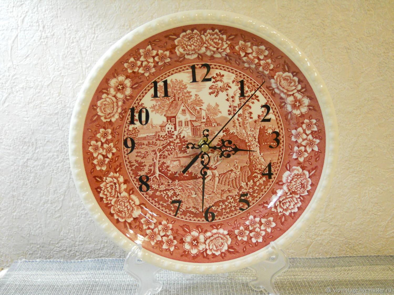 Винтаж: Часы Villeroy & Boch Rusticana, Тарелки винтажные, Калининград,  Фото №1