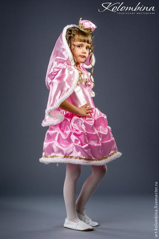 Карнавальные костюмы ручной работы. Ярмарка Мастеров - ручная работа. Купить Костюм Бусинки. Handmade. Розовый, карнавальный костюм