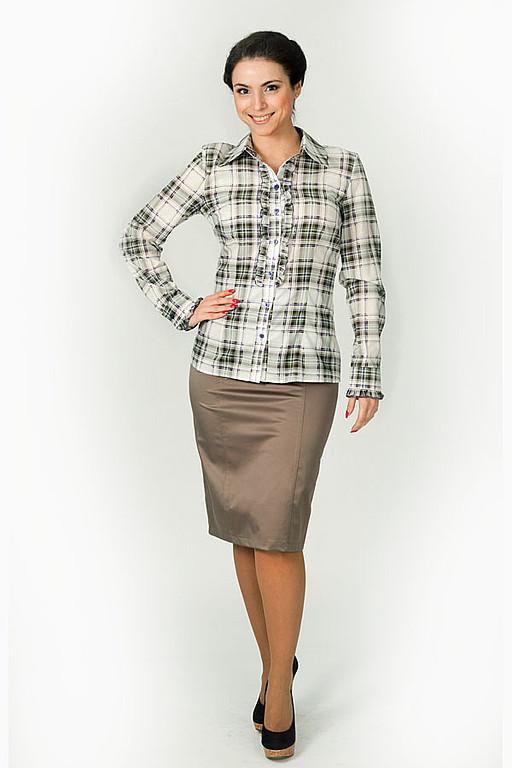 Blouses handmade. Livemaster - handmade. Buy Blouse 008.Cotton blouse, blouse