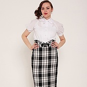 Одежда handmade. Livemaster - original item Women`s skirt