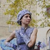 Одежда handmade. Livemaster - original item Handmade Felted dress Dreams. Handmade.