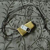 Сувениры и подарки ручной работы. Ярмарка Мастеров - ручная работа футляр для носителя информации. Handmade.