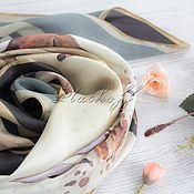 Аксессуары handmade. Livemaster - original item Neck silk scarf