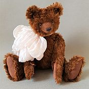 Stuffed Toys handmade. Livemaster - original item bear Jacque. Handmade.