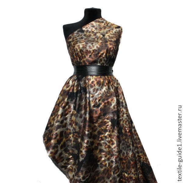 ткань жаккард для платья