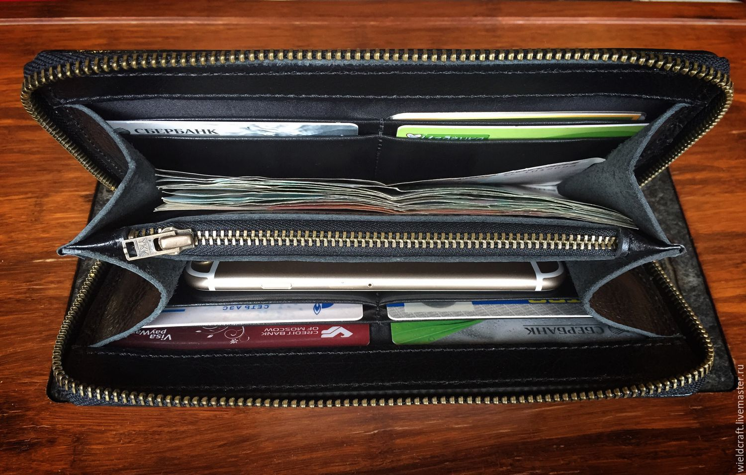 Clutch // Roomy, Wallets, Moscow,  Фото №1