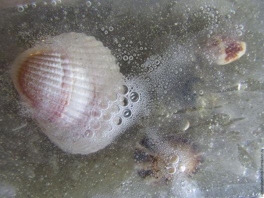 Мыло ручной работы. Ярмарка Мастеров - ручная работа. Купить мыло ручной работы МАРИНА. Handmade. Морская волна, водоросли