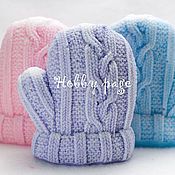Материалы для творчества handmade. Livemaster - original item Silicone molds for soap mitten No. №1. Handmade.
