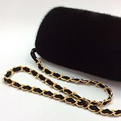 Аксессуары handmade. Livemaster - original item The fur Muff of mink