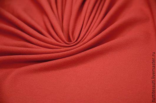 Шитье ручной работы. Ярмарка Мастеров - ручная работа. Купить Пике. Handmade. Красный, детская одежда, ткани из италии