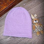 Работы для детей, ручной работы. Ярмарка Мастеров - ручная работа Вязаная шапка детская. Handmade.