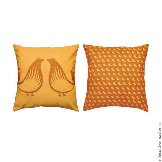 Декоративная подушка из Ракульской коллекции  от i-decor Дизайнерская, декоративная подушка, оригинальный подарок. Подушка в подарок, диванная подушка, подушка с принтом.