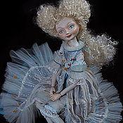 Куклы и игрушки ручной работы. Ярмарка Мастеров - ручная работа Дзинтаре. подвижная кукла. Handmade.