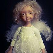 Куклы и игрушки ручной работы. Ярмарка Мастеров - ручная работа Весенний Ангел. Handmade.