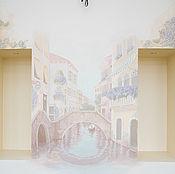 Декор ручной работы. Ярмарка Мастеров - ручная работа Роспись стен Венеция. Handmade.