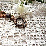 Для дома и интерьера ручной работы. Ярмарка Мастеров - ручная работа Салфетка и дорожка. Филейное вязание крючком. Handmade.