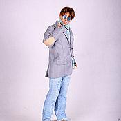 Куклы и игрушки ручной работы. Ярмарка Мастеров - ручная работа портретная куклаГригорий Лепс. Handmade.