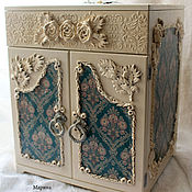 Для дома и интерьера handmade. Livemaster - original item Locker, Big locker