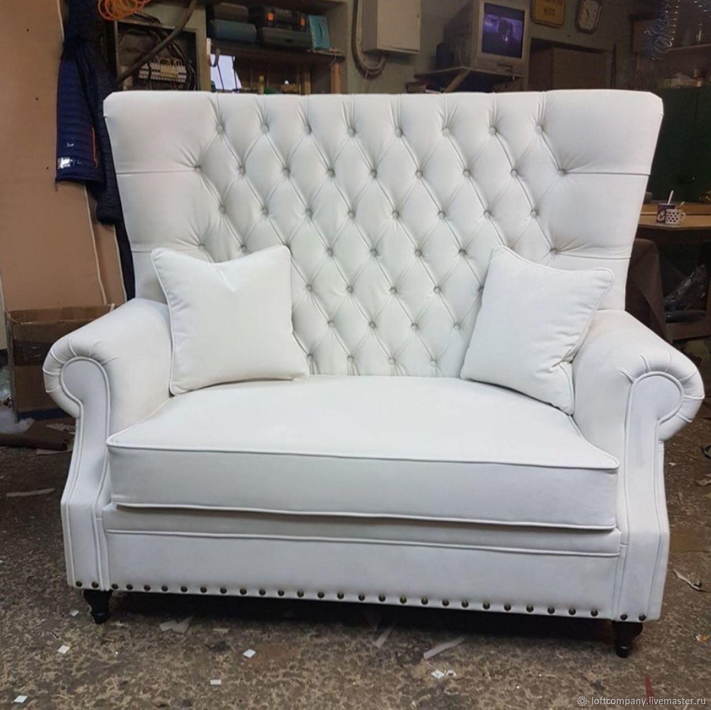 грамотно диван в каретной стяжке фото одном жалею