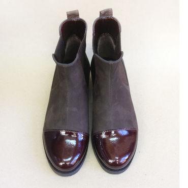Обувь ручной работы. Ярмарка Мастеров - ручная работа Челси. Handmade.