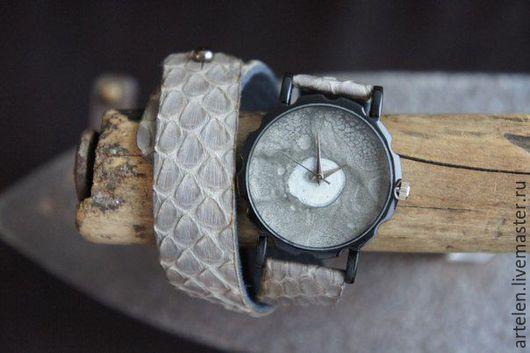 Часы ручной работы. Ярмарка Мастеров - ручная работа. Купить Часы. Handmade. Комбинированный, часы заказать, часы браслет