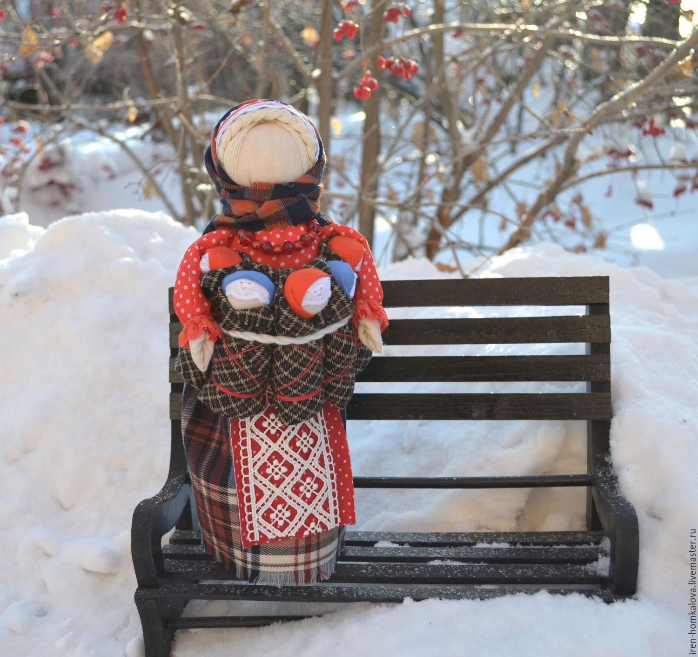 СемьЯ, Народные куклы, Иркутск, Фото №1