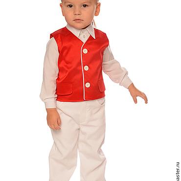 """Работы для детей, ручной работы. Ярмарка Мастеров - ручная работа Костюм для мальчика """"Модник"""". Handmade."""