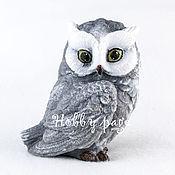 Материалы для творчества handmade. Livemaster - original item Silicone molds for soap Owl 2. Handmade.