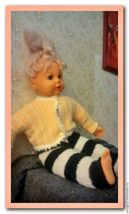Винтажные куклы и игрушки. Заказать Винтажная кукла. 80 е годы 50 см. СКАЗКА ИЗ ЗАБРОШЕННОГО ДОМА. Ярмарка Мастеров.