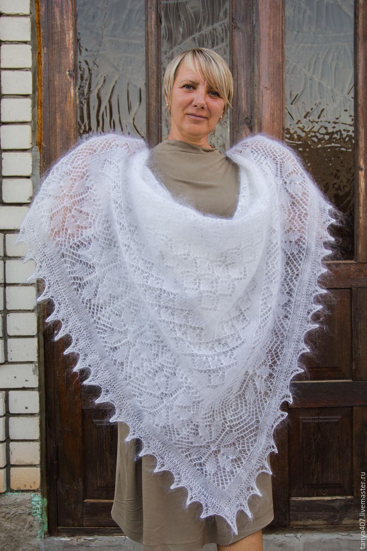 нашей семье шали платки палантины спицами схемы фото актриса